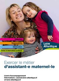Livret accompagnement pour métier d'assistant(e) maternel(le)