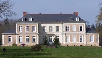 Château de la Forêt - façade Sud