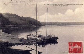 Cale de Clermont, 1914
