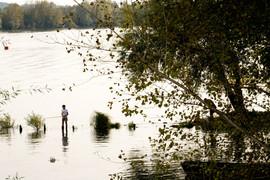 Pêche à Beau-Rivage