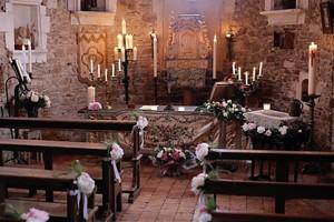 Intérieure de la chapelle St-Méen