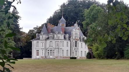 château de la Gérardière aujourd'hui