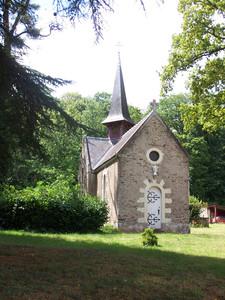 Chapelle château du Cerny