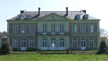 Château de la Forêt - façade Nord